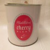 Cigarette Tin Can - Cherry